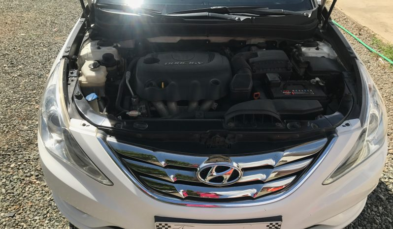 Hyundai Sonata Y20 2011 full