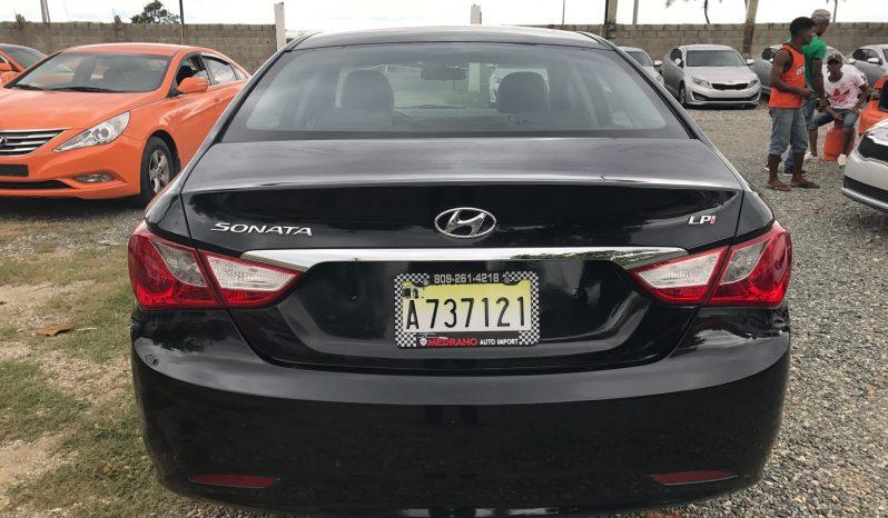 Hyundai Sonata Y20 2012 full