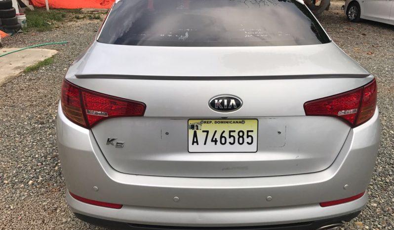 Kia k5 2013 full